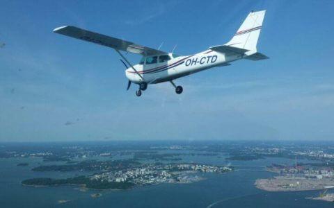 BF-Lento | Lentokoulu | Lentäjä koulutus