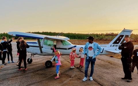 Lentokoulu | BF-Lento