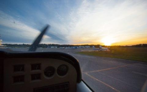 BF-Lento | Yksityislentäjän lupakirja