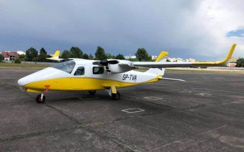 Tecnam P2006T | BF-Lento | Liikennelentäjäksi