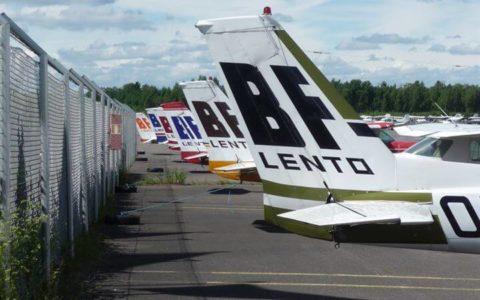 BF-Lento | Lentokoulu